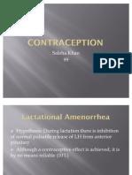 Contraception Saleha