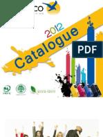 Catalogue 2012 - Publicico