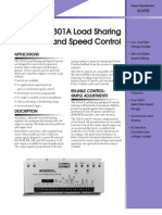 2301A Load Sharing and Speed Control PS 82390e