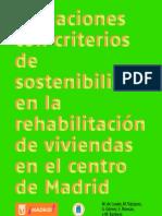 Actuaciones Con Criterios de Sostenibilidad - Emvs