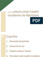 Structura Unei Masini Moderne