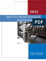 India Tyre Market Forecast and Opportunities, 2017_Sample