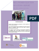 732e5d584 West African Women's Election Observation Team (WAWEO) - Liberia General  Elections Observation Report (