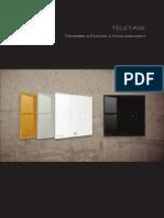 Catalog TELETASK 2012-2013 - Screen