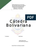 Catedra tema 11, 12, 13, 14 unefa