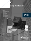 Schlage Electric Price Book 2012