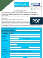 Apprentice Application Form Oct 2011