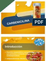 carbenicilina
