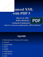 Advanced XML