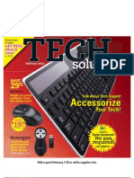 February 2012 Tech Solutions