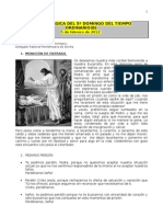 Guía litúrgica para el V Domingo T.O. (B)