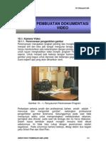 73711401 Bab x Pembuatan Dokumentasi Videoedit