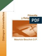 Beuchot-Filosofía y religión hoy