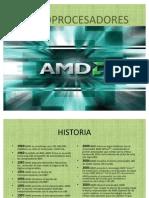 Trabajo AMD