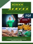 San Diego Serves Volunteer Plan