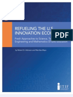 Refueling the U.S. Innovation Economy