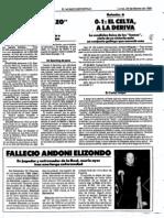 Sporting-Osasuna, 24 febrero 86