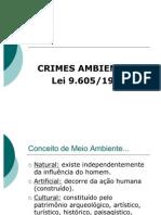 Apresentação CRIMES AMBIENTAIS[1]