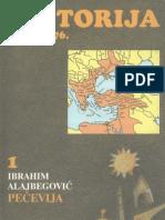 Historija 1 (1520-1576) Ibrahim Alajbegović Pečevija
