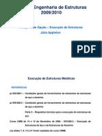 DFA 2010 ExecucaoEstruturasMetalicas