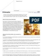 Philosophy _ Iskcon