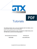 GTXRaster CAD 2011 Series Tutorials