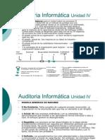 Auditoria Informatica-Clases-13 Unidad IV