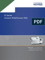 M32 opcenito