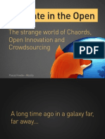 Innovate in the Open! (Technology Convergence Conference 2012 Keynote)