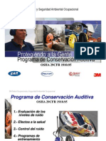 Programa de Proteccion Auditiva 2011 [Compatibility Mode]