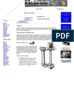 Sulfuric Acid Pumps