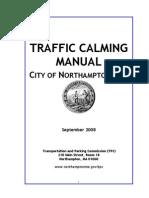 08-9 Northampton Traffic Calming Manual