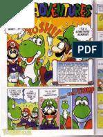 Super Mario Adventures 3/12