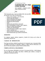 TRANSMISIÓN PORTELEFAX NTC3580