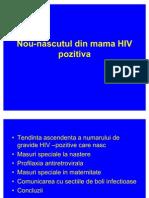 Nou-Nascut Din Mama HIV Pozitiva 2005