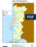 Unidades hidrogeológicas de Portugal