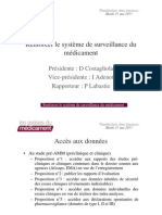 31 Mai 2011 - Synthese Des Propositions Du Groupe 2