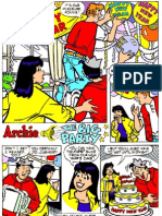 Archie Comics - As Usual