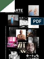 Agenda cultural de Conarte | febrero 2012