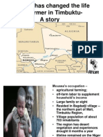 SRI Presentation- Africare