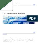 1 Tsm Admin Best Practices