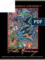 Presentation of 'The Ayahuasca Visions of Pablo Amaringo' in Los Angeles August 2011