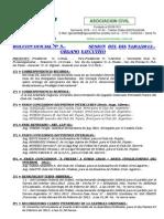 BOLETÍN 3 LIGA CASILDENSE