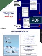 Air France Digital 2012