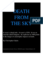 Christopher Chyba- Death From The Sky
