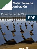 Energia Solar Termica de Concentracion 2009