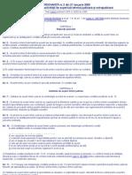 ORDONANŢĂ nr.2 din 21 ianuarie 2000 privind organizarea activităţii de expertiză tehnică judiciară şi extrajudiciară