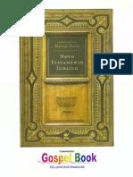 Biblia Novo Test Amen To Judaico - Hebreus