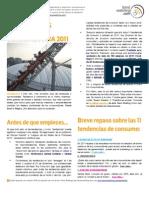 2011-01 11 TRENDS 2011 (es)