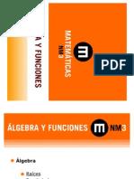 funciones raiz cuadrada